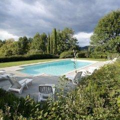 Отель Agriturismo Petrognano Реггелло бассейн фото 3