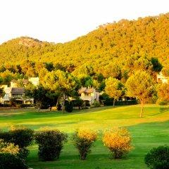 Отель Golf Santa Ponsa спортивное сооружение