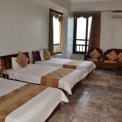 Отель Hoa Binh Ha Long Hotel Вьетнам, Халонг - отзывы, цены и фото номеров - забронировать отель Hoa Binh Ha Long Hotel онлайн комната для гостей фото 2