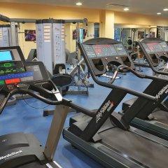 Отель Aquincum фитнесс-зал