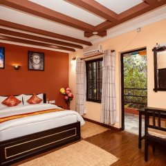 Отель Gurung's Home Непал, Катманду - отзывы, цены и фото номеров - забронировать отель Gurung's Home онлайн комната для гостей фото 5