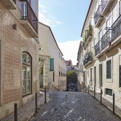 Апартаменты Lisbon Canaan Boutique Apartments Gaivotas
