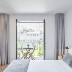 Апартаменты BO - Santos Pousada Turistic Apartments комната для гостей фото 4