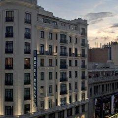Отель Regente Испания, Мадрид - 1 отзыв об отеле, цены и фото номеров - забронировать отель Regente онлайн балкон