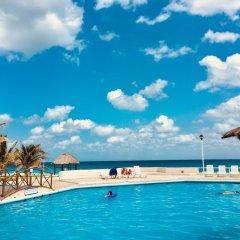 Отель Condominios Brisas Cancun Zona Hotelera бассейн фото 3