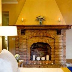 Villa Tolomei Hotel & Resort удобства в номере