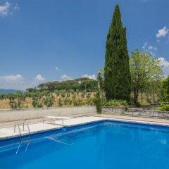 Отель Poggio Patrignone Ареццо бассейн фото 2