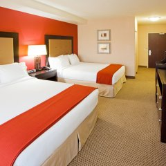 Отель Holiday Inn Express-Washington DC комната для гостей фото 5