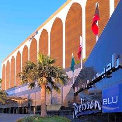 Radisson Blu Hotel, Riyadh пляж