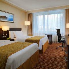 Гостиница Кортъярд Марриотт Иркутск Сити Центр комната для гостей фото 3