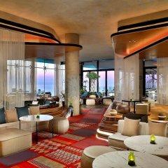 Отель W Muscat Оман, Маскат - отзывы, цены и фото номеров - забронировать отель W Muscat онлайн интерьер отеля фото 2