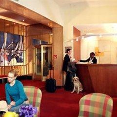 Отель SHS Hotel Papageno Австрия, Вена - 8 отзывов об отеле, цены и фото номеров - забронировать отель SHS Hotel Papageno онлайн интерьер отеля фото 2