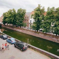 Отель Europ Hotel Бельгия, Брюгге - 2 отзыва об отеле, цены и фото номеров - забронировать отель Europ Hotel онлайн парковка