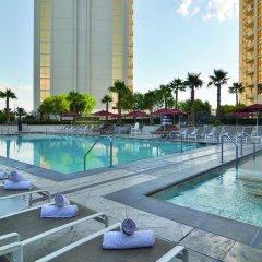 Отель The Signature at MGM Grand США, Лас-Вегас - 2 отзыва об отеле, цены и фото номеров - забронировать отель The Signature at MGM Grand онлайн бассейн фото 2
