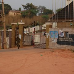 Отель Golden Valley Hotel Enugu Нигерия, Нсукка - отзывы, цены и фото номеров - забронировать отель Golden Valley Hotel Enugu онлайн фото 5