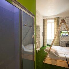 Отель iRooms Campo dei Fiori Италия, Рим - 1 отзыв об отеле, цены и фото номеров - забронировать отель iRooms Campo dei Fiori онлайн сейф в номере