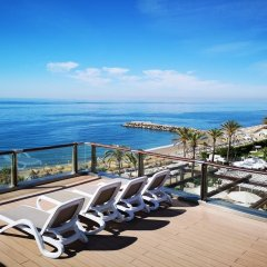 Gran Hotel Guadalpín Banus пляж