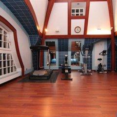 Hotel Olympia Карловы Вары фитнесс-зал