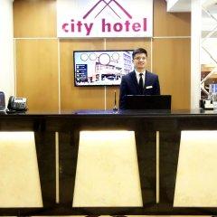 Отель City Bishkek Кыргызстан, Бишкек - отзывы, цены и фото номеров - забронировать отель City Bishkek онлайн интерьер отеля фото 3