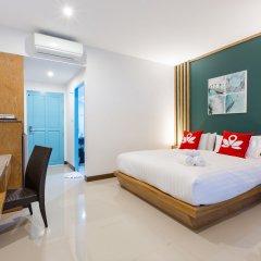 Отель ZEN Rooms Takua Thung Road Таиланд, Пхукет - отзывы, цены и фото номеров - забронировать отель ZEN Rooms Takua Thung Road онлайн комната для гостей фото 5