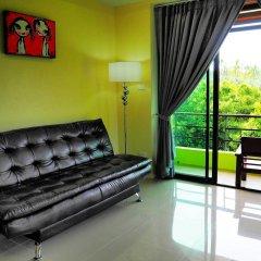 Отель Morrakot Lanta Resort комната для гостей