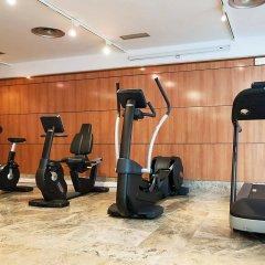 Отель Santemar Испания, Сантандер - 2 отзыва об отеле, цены и фото номеров - забронировать отель Santemar онлайн фитнесс-зал фото 2