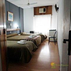 Hotel Norte Argentino San Nicolas Сан-Николас-де-лос-Арройос комната для гостей фото 3