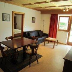 Отель Aparthotel Garni Haus Hubertus Горнолыжный курорт Ортлер комната для гостей фото 3