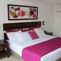 Отель Arhuaco Колумбия, Санта-Марта - отзывы, цены и фото номеров - забронировать отель Arhuaco онлайн комната для гостей