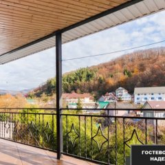 Гостиница Guest House Nadezhda в Сочи отзывы, цены и фото номеров - забронировать гостиницу Guest House Nadezhda онлайн балкон