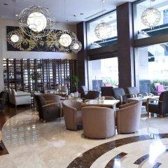 Отель Holiday Inn Istanbul Sisli интерьер отеля фото 3