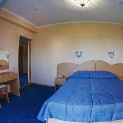 Гостиница Бригантина комната для гостей фото 2