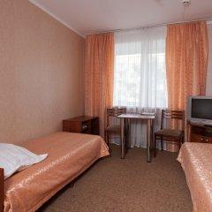 Гостиница AMAKS Центральная Стандартный номер разные типы кроватей фото 31