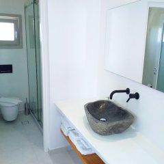 Отель Smaro Studios Греция, Остров Санторини - отзывы, цены и фото номеров - забронировать отель Smaro Studios онлайн ванная фото 2