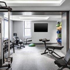 Отель The St. Regis New York США, Нью-Йорк - отзывы, цены и фото номеров - забронировать отель The St. Regis New York онлайн фитнесс-зал