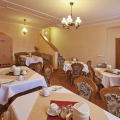 Отель Pension Villa Rosa питание фото 3