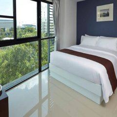 Отель Casa Residence Бангкок комната для гостей фото 3