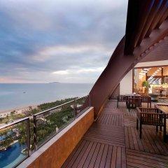 Отель Pullman Oceanview Sanya Bay Resort & Spa балкон