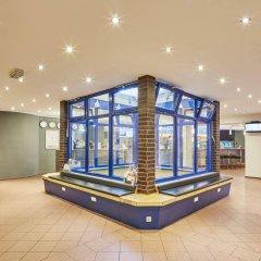 Отель a&o Hamburg Hauptbahnhof фитнесс-зал