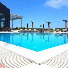 Отель Royal Hotel Греция, Ферми - 1 отзыв об отеле, цены и фото номеров - забронировать отель Royal Hotel онлайн бассейн