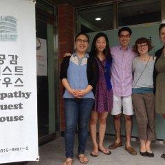 Отель Empathy Guesthouse - Hostel Южная Корея, Тэгу - отзывы, цены и фото номеров - забронировать отель Empathy Guesthouse - Hostel онлайн помещение для мероприятий фото 2