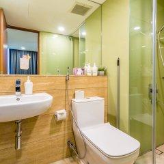 Отель Vortex KLCC Apartments Малайзия, Куала-Лумпур - отзывы, цены и фото номеров - забронировать отель Vortex KLCC Apartments онлайн ванная