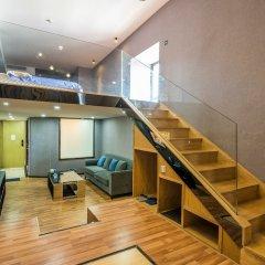Апартаменты Mahattan Apartment Panyu Branch фитнесс-зал