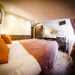 Гостевой дом Клаб Маринн комната для гостей фото 4