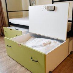 Отель Little Quarter Hostel Чехия, Прага - 11 отзывов об отеле, цены и фото номеров - забронировать отель Little Quarter Hostel онлайн сейф в номере