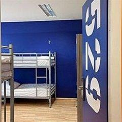 Отель Generator Berlin Prenzlauer Berg Номер с общей ванной комнатой с различными типами кроватей (общая ванная комната) фото 20