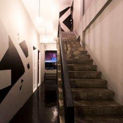 Meroom Hotel Пхукет интерьер отеля