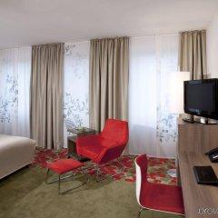 Отель Meliá Düsseldorf Германия, Дюссельдорф - 1 отзыв об отеле, цены и фото номеров - забронировать отель Meliá Düsseldorf онлайн комната для гостей фото 5