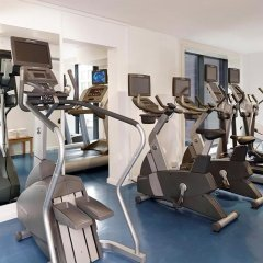 DoubleTree by Hilton Hotel London - Westminster фитнесс-зал фото 2