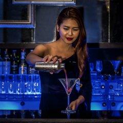 Отель Pullman Bangkok Grande Sukhumvit гостиничный бар